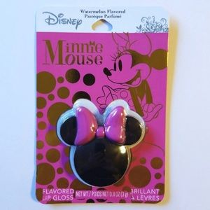 DISNEY MINNIE MOUSE WATERMELON LIP GLOSS